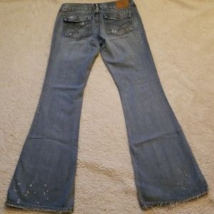 Amethyst Jeans Jeans - Amethyst Distressed Jeans